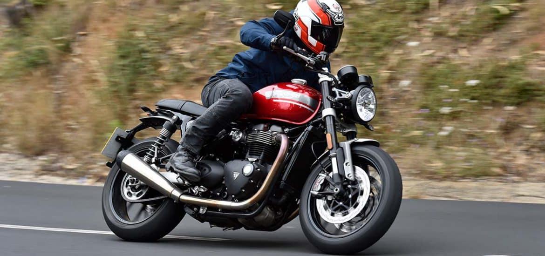 2021 Triumph Speed Twin