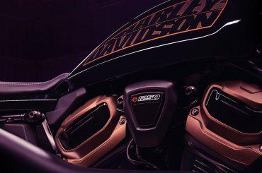 De nieuwe Harley-Davidson heet 1250 Sportster S