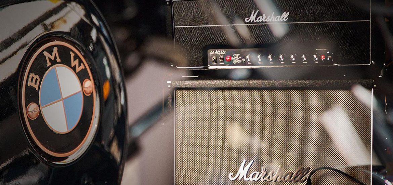 BMW Motorrad Marshall