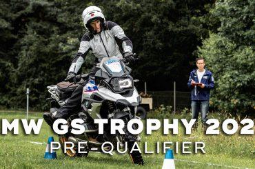 BMW GS Trophy 2022: Pre-Qualifier Experience Island