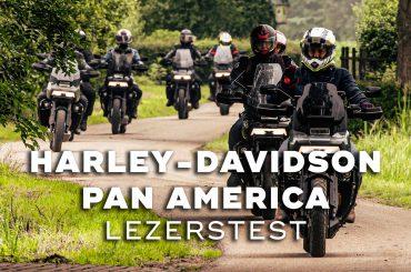 Harley-Davidson Pan America 2021 – Adventure Toertest