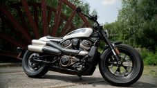 Test Harley-Davidson Sportster S 2021