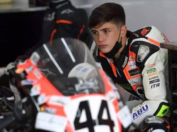 Veertienjarige motorracer Hugo Millán overlijdt na ongeluk op Aragon