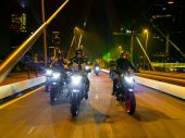 Lezerstest 2021 Yamaha MT-07 & MT-09: Dark Side Rotterdam