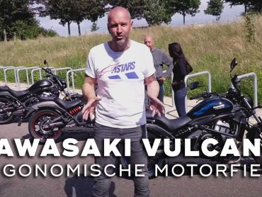 Een motorfiets voor berijders van alle lengtes: Kawasaki Ergo Fit