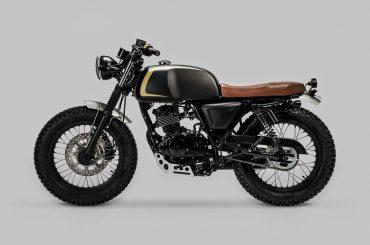 Mutt Motorcycles introduceert met Akita 125 beginnersvriendelijke retrofiets