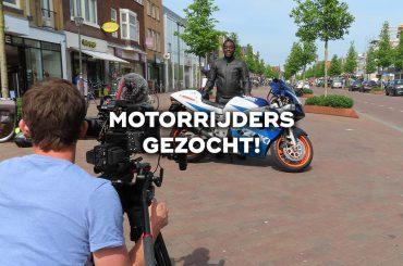 Motorrijders gezocht voor onze videoserie 'Wat Rij Jij?!