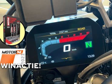 Motor.NL Voordeelpas winactie! Stuur een foto van jouw kilometerteller in en win