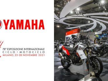 Yamaha naar 2021 EICMA