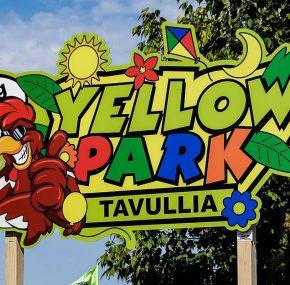 Valentino Rossi krijgt eigen attractiepark: Yellow Park Tavullia