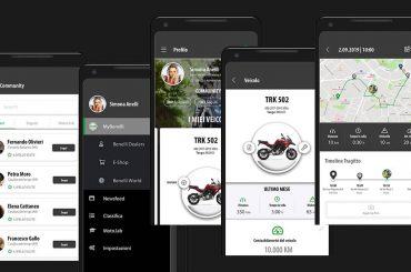 Benelli lanceert myBenelli app met MOTO.APP