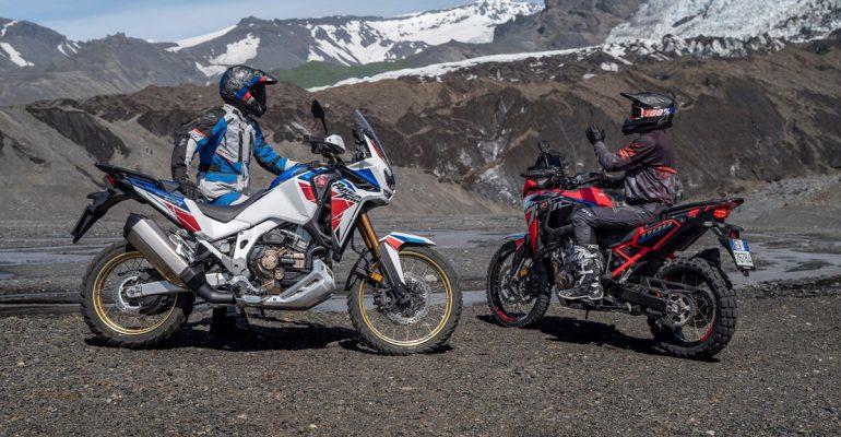 2022 Honda Africa Twin Adventure Sports: delicate verfijningen