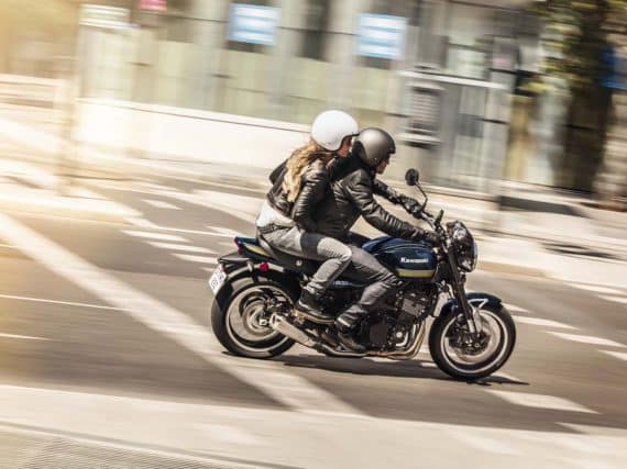 Kawasaki onthult 2022 Z900RS