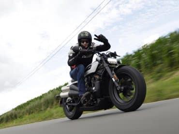 Eerste test 2021 Harley-Davidson Sportster S 1250