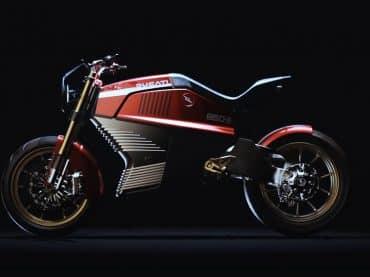 Gaat de elektrische Ducati er zo uitzien?