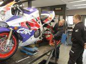Marathonmotor: Honda CBR900RR Fireblade