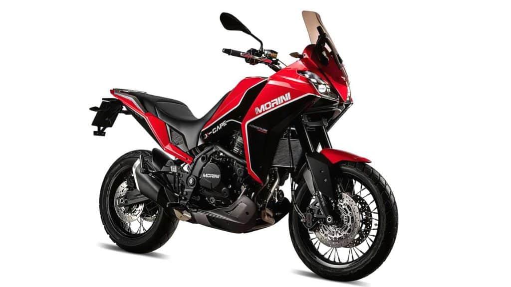 Moto Morini X-Cape Static