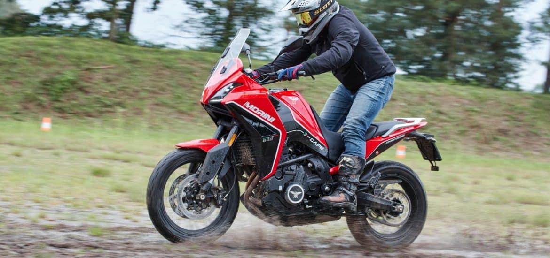 Moto Morini X-Cape 2021