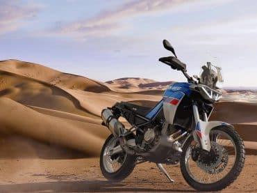 Dit is de 2022 Aprilia Tuareg 660