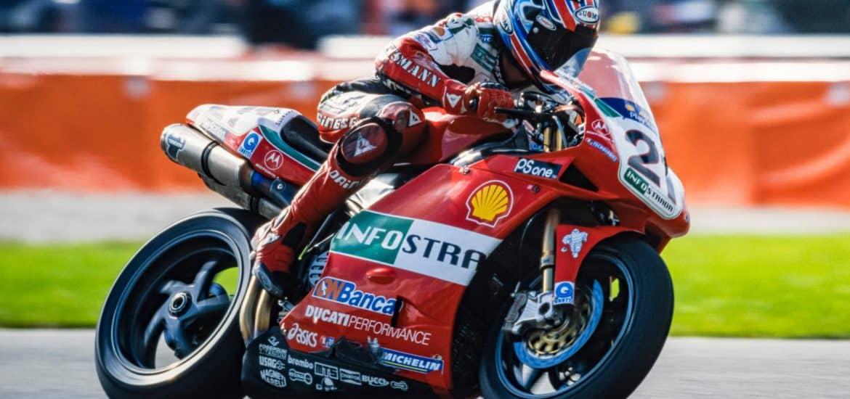 WK Superbike Assen Jaar 2001