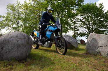 Test Yamaha Ténéré 700 Rally Edition