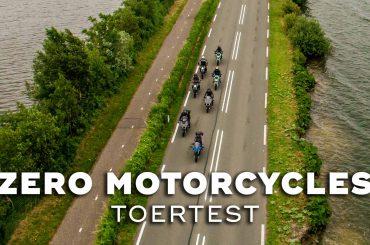 Zero Motorcycles: Elektrisch rijden, een eerste indruk