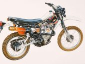 Yamaha XT550: mispeer