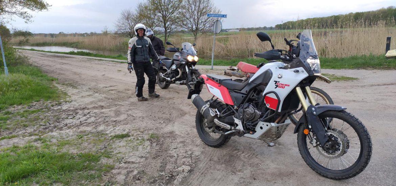 Yamaha Tenere 700 TET rijden