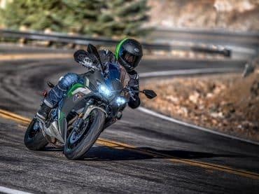 Nieuwe kleuren voor de 2022 Kawasaki Ninja 650