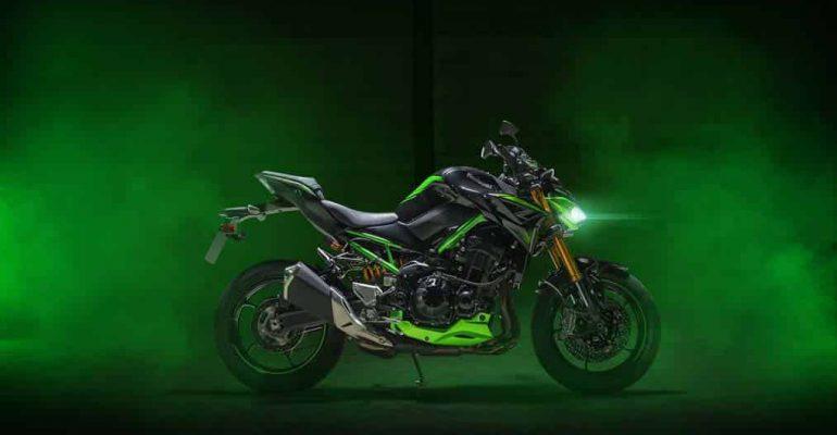 Kawasaki introduceert nieuwe Z900 SE voor 2022