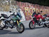 Onthullend nieuws: Moto Guzzi V100 Mandello