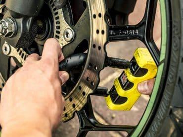 5 maatregelen voor als uw motor gestolen wordt