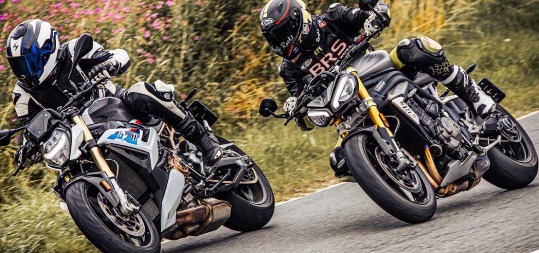 BMW S 1000 R vs Triumph Speed Triple RS