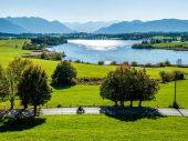 Toerisme Duitsland: Meertjes hoppen in Oberbayern