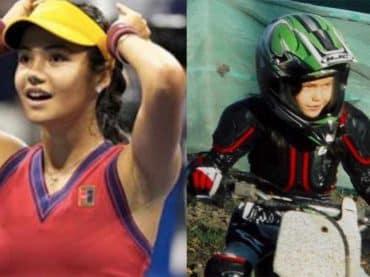 Emma Raducanu, van motorcross tot 2021 US Open