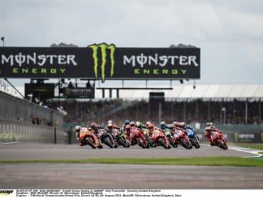 MotoGP Groot-Brittannië: Quartararo de beste op Silverstone