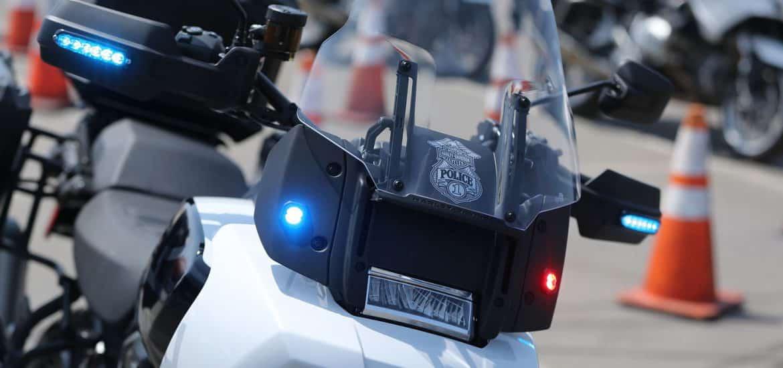 Harley-Davidson Pan America Politiemotor 5