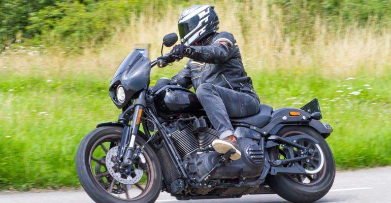 Test Harley-Davidson Low Rider S