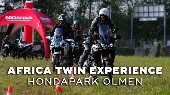 Honda Africa Twin Experience 2021