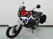 Honda presenteert mini Africa Twin: Honda CRF190