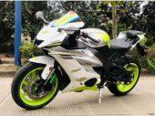 Dit is de nieuwe Huaying R6, 500cc kloon van de Yamaha R6