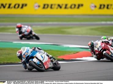 Moto2: contractverlenging voor Bo Bendsneyder
