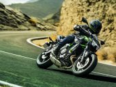 Kawasaki Z650 2022 in drie nieuwe kleurstellingen