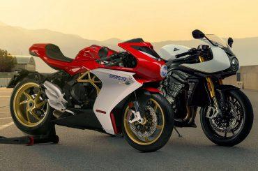 De terugkeer van de kuip: Triumph Speed Triple 1200 RR & MV Agusta Superveloce