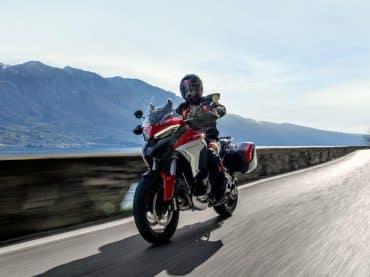 Kom op 17 of 18 sept testrijden op een Ducati Multistrada V4 S