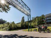 Langs vijf Belgische circuits met de MV Agusta Turismo Veloce