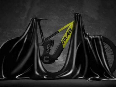 Elektrische fiets voor Valentino Rossi-fans: e-MTB VR46