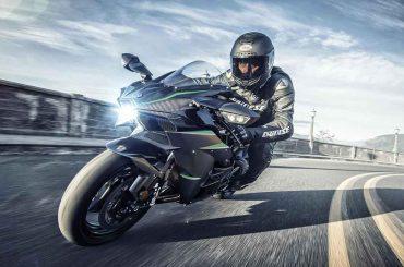 Kawasaki: hybride met elektrische compressor?