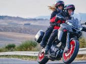 2022 Ducati Multistrada V2: nieuwe naam en kleine verbeteringen