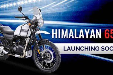 Royal Enfield Himalayan 650 krijgt twee varianten. Debuut in 2024